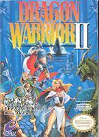 Dragon Warrior II (Nintendo) - NES