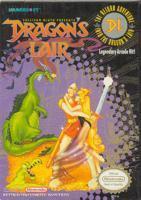 Dragon's Lair (Nintendo) - NES