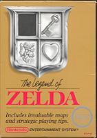 Legend of Zelda (Gold Cart)