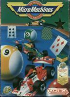 Micro Machines Unlicensed