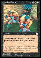 Stolen Grain