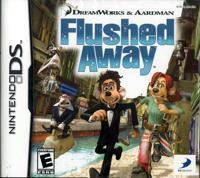 Flushed Away, DreamWorks & Aardman