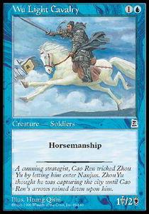 Wu Light Cavalry