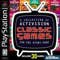 Activision Classics: A Collection of Activision Classic Games for the Atari 2600