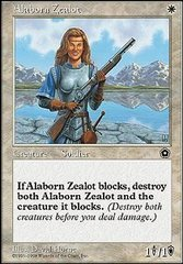 Alaborn Zealot on Channel Fireball