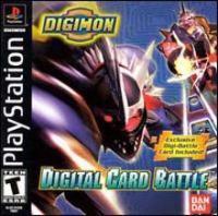 Digimon: Digital Card Battle