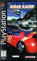 Ridge Racer Long Box