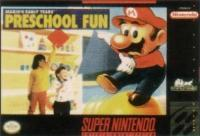 Mario Preschool Fun