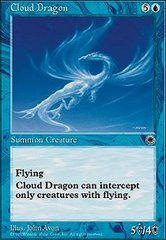 Cloud Dragon on Channel Fireball