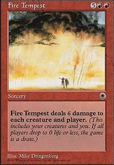 Fire Tempest on Channel Fireball