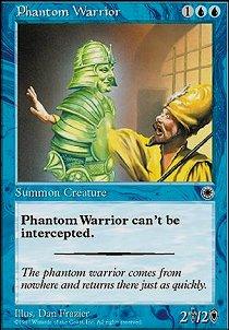 Phantom Warrior