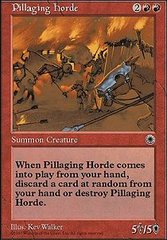 Pillaging Horde