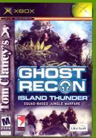 Ghost Recon: Island Thunder, Tom Clancy