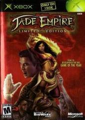 Jade Empire Limited Edition