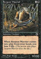 Serpent Warrior