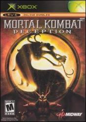 Mortal Kombat  Deception - Video Games » Microsoft » Original Xbox ... 88be19066085