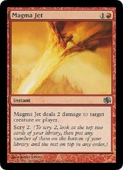 Magma Jet on Channel Fireball