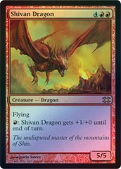 Shivan Dragon - Foil on Channel Fireball