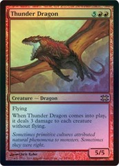 Thunder Dragon - Foil on Channel Fireball