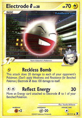 Electrode G - 39/111 - Uncommon on Channel Fireball