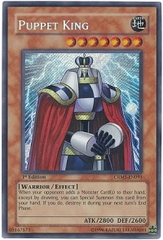 Puppet King - CRMS-EN093 - Secret Rare - 1st Edition