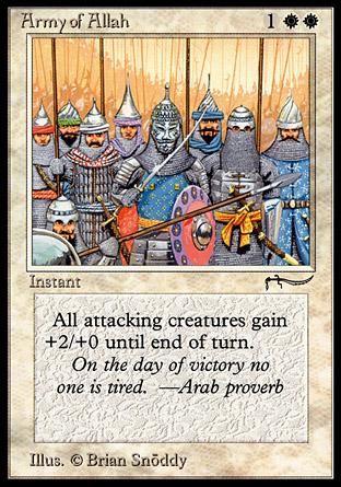 Army of Allah (Light)