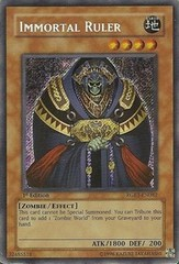 Immortal Ruler - RGBT-EN082 - Secret Rare - 1st Edition