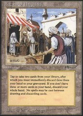 Bazaar of Baghdad on Channel Fireball