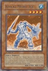 Koa'ki Meiru Ice - RGBT-EN025 - Rare - 1st Edition