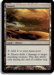 Desert - Foil (FNM)