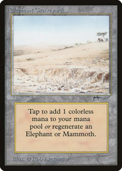 Elephant Graveyard on Channel Fireball