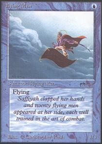 Flying Men