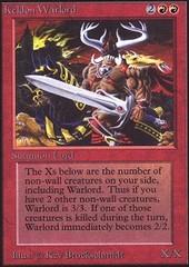 Keldon Warlord on Channel Fireball