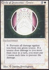 Circle of Protection: Green