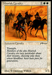 Moorish Cavalry [Version 2]