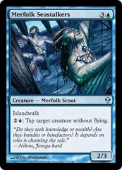 Merfolk Seastalkers