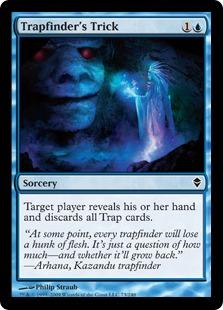 Trapfinders Trick