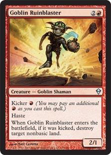 Goblin Ruinblaster