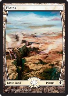 Plains (232) - Full Art