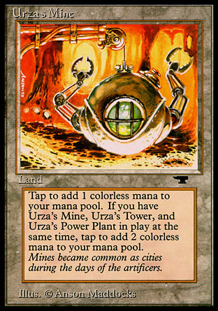 Urzas Mine (Clawed Sphere)