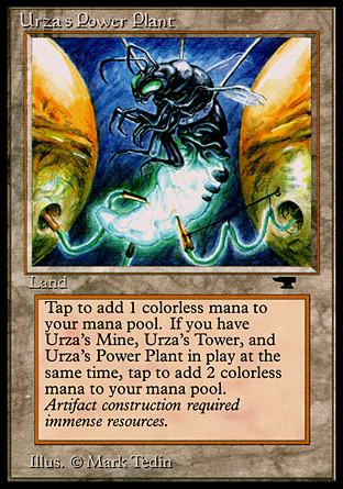 Urzas Power Plant (Bug)