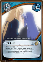 A Gift - M-396 - Uncommon - 1st Edition
