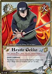 Hayate Gekko - N-439 - Rare - 1st Edition