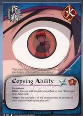 Copying Ability - M-090 - Common - 1st Edition