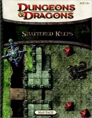 Shattered Keeps Map Pack (D&D 4th ed. 2012)