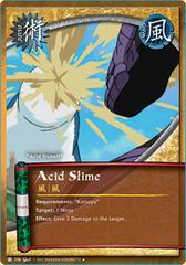 Acid Slime - J-206 - Uncommon - 1st Edition