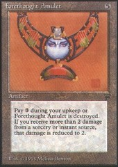 Forethought Amulet