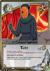 Tobi - N-604 - Rare - 1st Edition