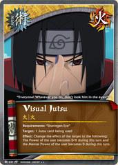 Visual Jutsu - J-537 - Rare - 1st Edition