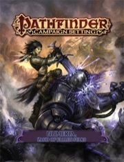 Pathfinder Campaign Setting (Numeria, Land of Fallen Stars)